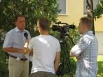 A Raab-Sol program indulása, Győr