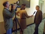 Médiatréning - interjúszituáció