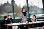 Szatmár Nektárja tökmagolaj piacbevezető sajtótájékoztatója